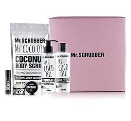 Набор Coconut Mr. Scrubber
