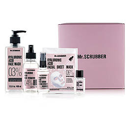 Набор Hyaluronic Аcid Mr. Scrubber
