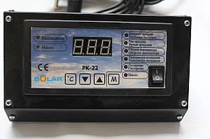 Контролер РК-22 LUX Nowosolar