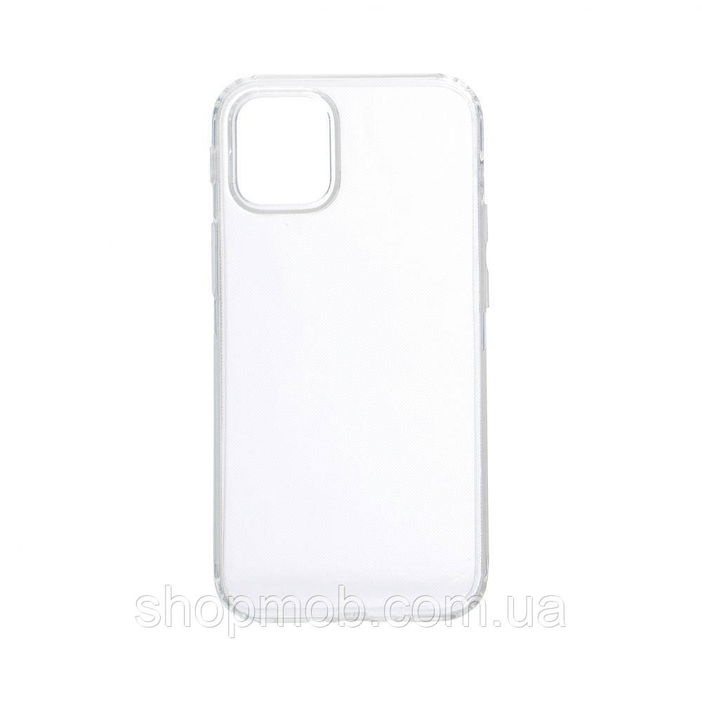 Чехол KST for Apple Iphone 12 Mini Цвет Прозрачный