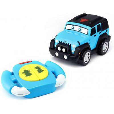 Радиоуправляемая игрушка Bb Junior Jeep Wrangler Unlimited (90251)