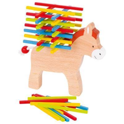Развивающая игрушка Goki Балансир Ослик (56950G)