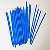 Палочки для кейк-попсов (синие), 50шт.