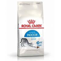Сухой корм Royal Canin Indoor 27 для кошек постоянно живущих в помещении, 10 кг