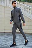 Спорт костюм муж. 154R100-01 цвет Серый, фото 3