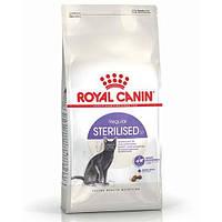 Сухий корм Royal Canin Sterilised 37 для стерилізованих кішок, 4 кг