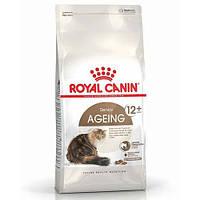 Сухий корм Royal Canin Ageing 12+ для кішок від 12 років, 400 г