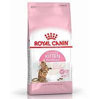 Сухий корм Royal Canin Kitten Sterilised для стерилізованих кошенят до 12 місяців, 2 кг