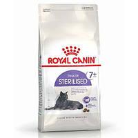 Сухой корм Royal Canin Regular Sterilised 7+ для стерилизованных кошек, 1.5 кг