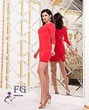 """Женское платье с глубоким декольте """"Pandora"""", фото 4"""