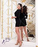 """Женское платье с глубоким декольте """"Pandora"""", фото 5"""
