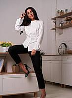 Жіноча вишита блузка SiZaria (модель 2106-1), фото 1
