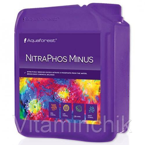 Удаления нитратов и фосфатов Aquaforest NitraPhos minus, 2 л