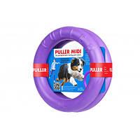 Тренировочный снаряд Puller Midi для собак, диаметр - 20 см
