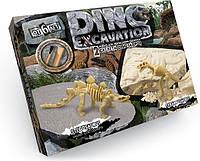 """Набор для проведения раскопок """"DINO EXCAVATION"""" 7513DT динозавры! Археологический набор для детей!"""