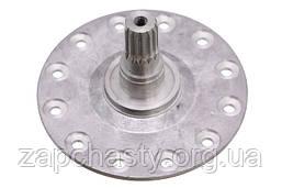 Фланец (опора барабана) для стиральной машины Electrolux, Zanussi 01.0108, шлиц (ведущий)
