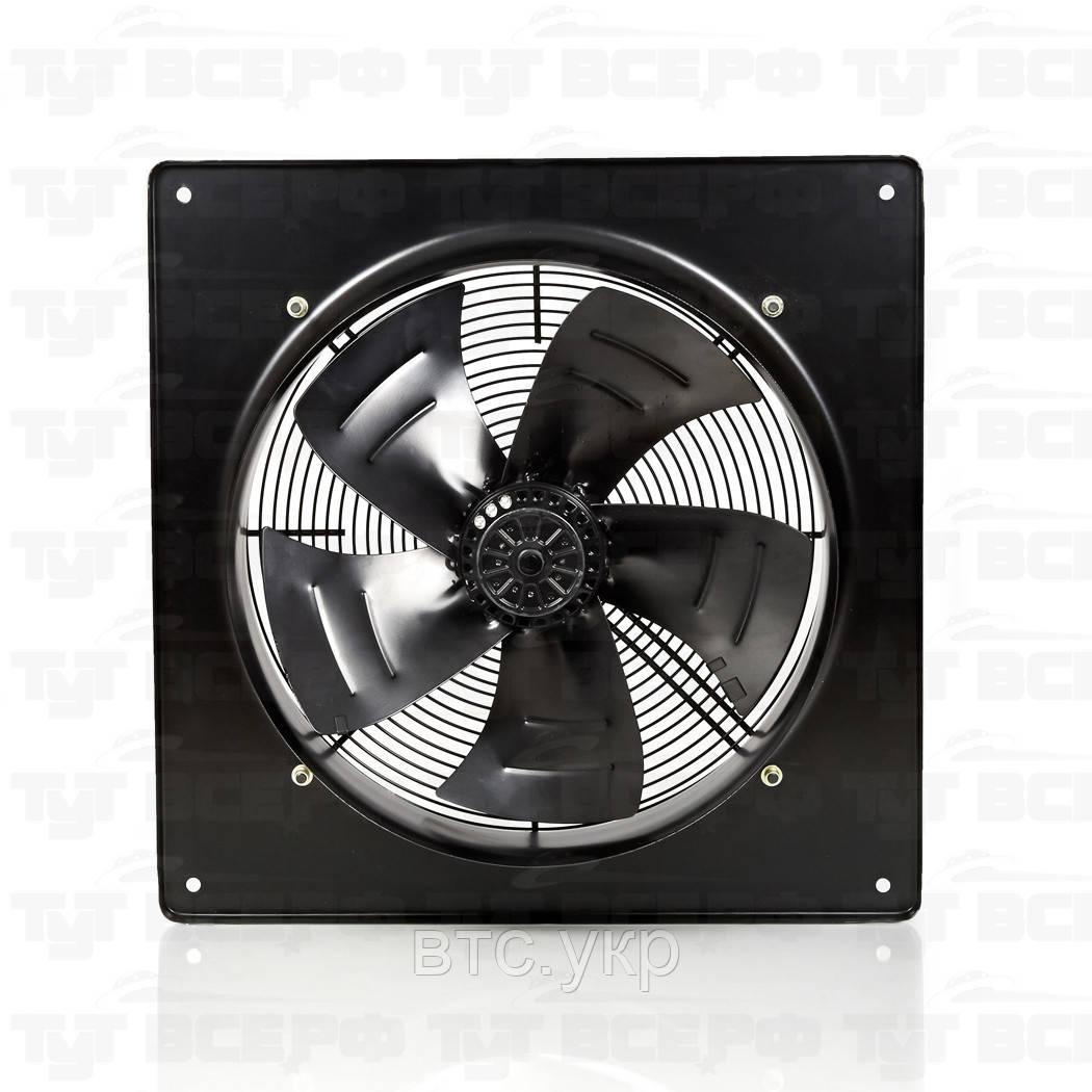 Вентилятор Осевой WOKS 500 (квадратный корпус)