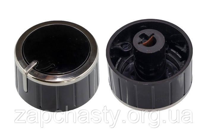 Ручка для духовки и плиты Gefest GF-20, 6300.04.0.000-04 (черная) d=4,5*6/36 h=29