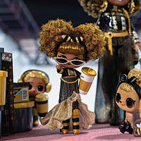 Кукла лол мини королева Пчела JK Queen Bee Mini Fashion Doll