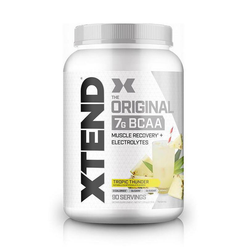 Комплекс аминокислот Бцаа Scivation (Xtend) BCAA (1125 g)