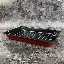 Деко з гратами для гриля Vitol 4587 28х19,5х3 см
