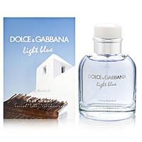 Мужская туалетная вода Dolce&Gabbana Light Blue Living Stromboli, 100 мл