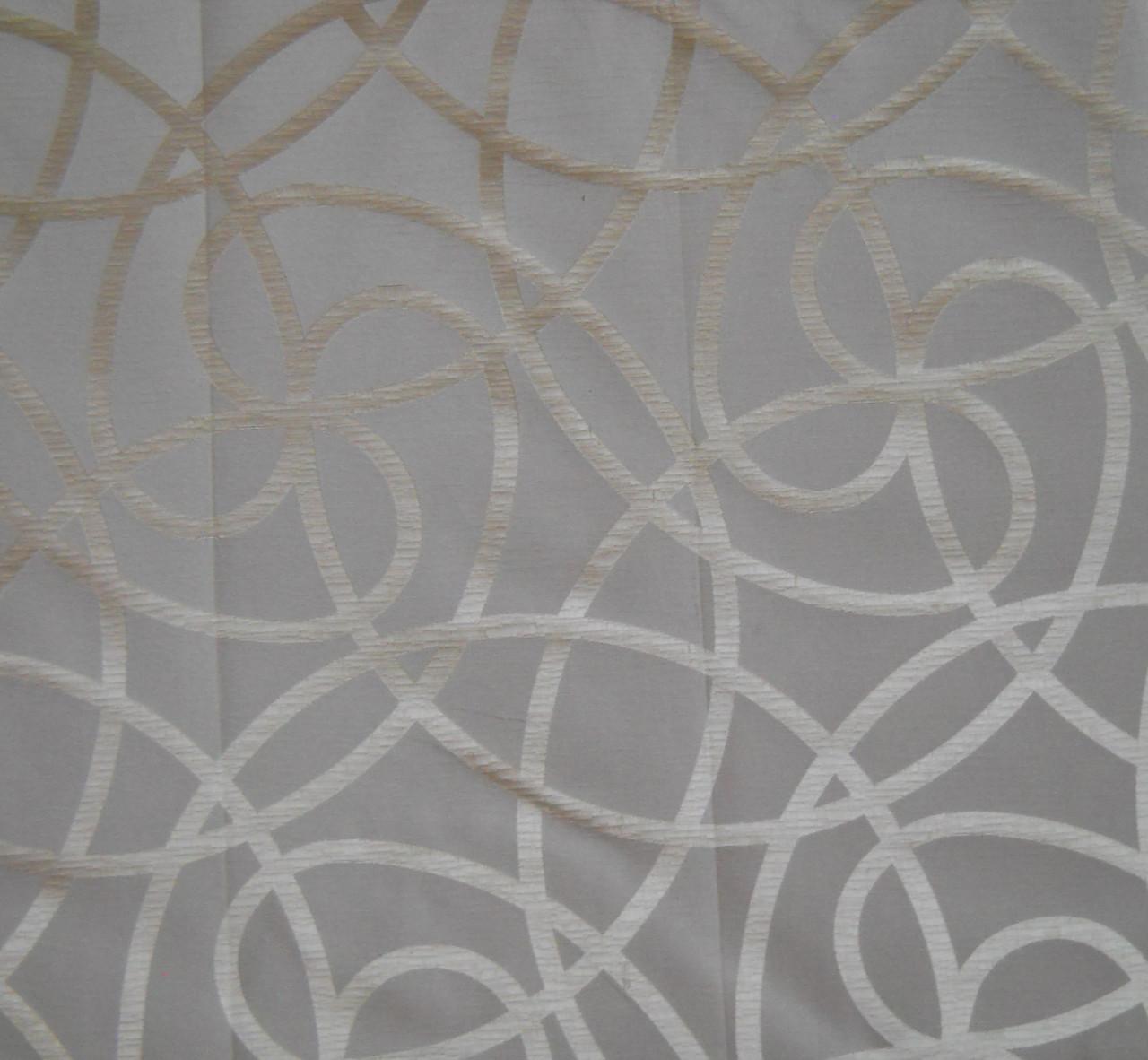 Портьерная ткань STAMP 01 LINEN
