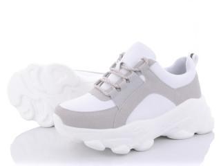 Кроссовки женские белые Rama-A103-5A