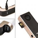 Автомобильный FM модулятор Car G7 FM Modulator Bluetooth. Цвет: золотой, фото 5