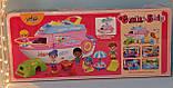 Игровой набор Детский розовый Корабль Круизный лайнер 6613-1 в коробке, фото 5