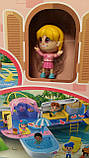 Игровой набор Детский розовый Корабль Круизный лайнер 6613-1 в коробке, фото 3
