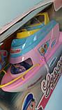 Игровой набор Детский розовый Корабль Круизный лайнер 6613-1 в коробке, фото 4