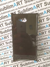 Чехол для 2D сублимации пластиковый на Sony Xperia M2 черный, фото 3