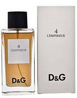 Мужская туалетная вода Dolce&Gabbana Anthology L'Empereur 4, 100 мл