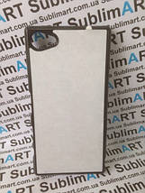 Чехол для 2D сублимации пластиковый на Sony Xperia z5 mini черный, фото 2