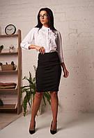 Жіноча вишита блузка SiZaria (модель 2106), фото 1