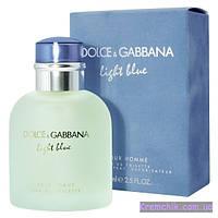 Мужская туалетная вода Dolce&Gabbana Light Blue pour Homme, 100 мл