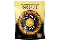 Кофе Растворимый  Чорна Карта Gold  60г Украина