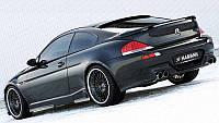 Спойлер BMW E63
