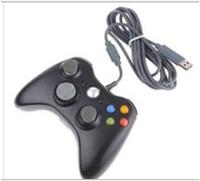 Джойстик DJ-360 (XBOX) проводной манипулятор Джойстик проводной USB DJ-360 черный Microsoft Xbox 360