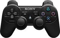 Джойстик sony dualshock 3 черный PS3