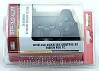 Джойстик беспроводной + USB радио 2.4G PS2/PS3