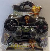 Джойстик проводной DJ-6666 (PS2)