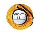 Двухжильный кабель WOKS 18 - 220 Вт, 12 метров, фото 6