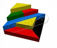Детский модульный набор Треуголка