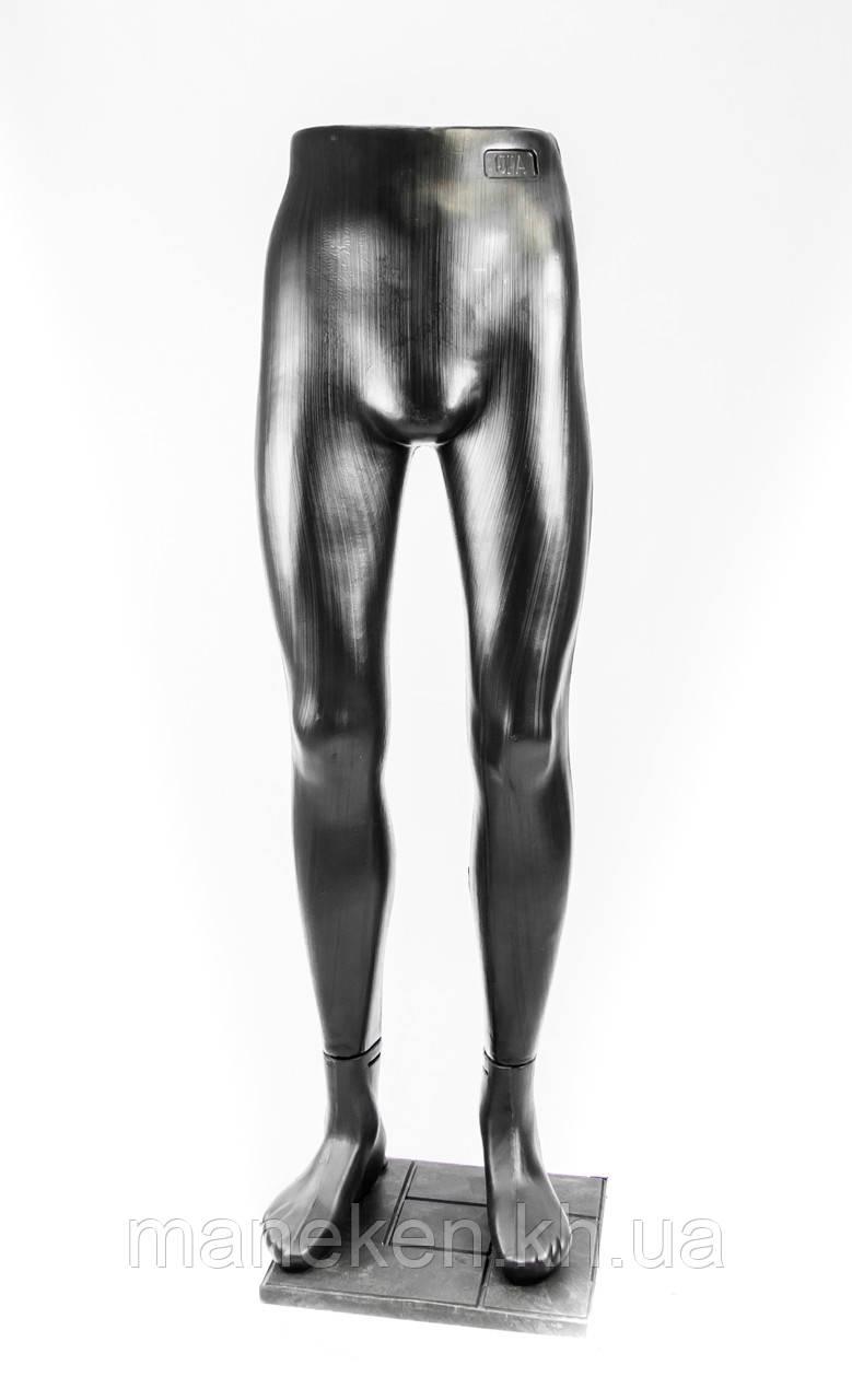 """Ноги """"Юра"""" PN3 (черный) (201) к под-ке"""