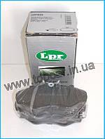 Гальмівні колодки передні Renault Trafic II 1.9-2.5 2001- LPR Італія 05P869