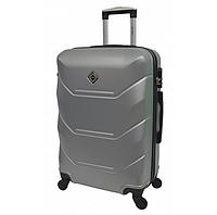 Большой дорожный чемодан на 4-х колесах Trawel World