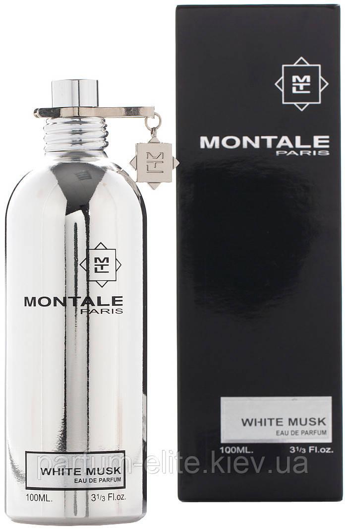 Парфумована вода унісекс Montale White Musk 100ml(test)