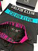 Трусы Кевин Кляйн разноцветные резинки | Мужское белье Кевин Кляйн черное, фото 3